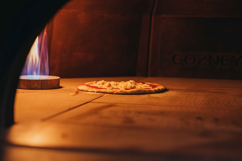 nebula pizza margeritta